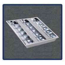 Lampe de plafond utilisée pour la lampe de gril de la salle de réunion 3X28W / T5 1200 * 600