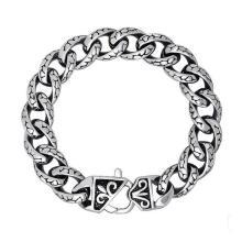 Os parafusos de aço inoxidável da ligação dos homens da joia suportam a parte traseira de 8,3 polegadas