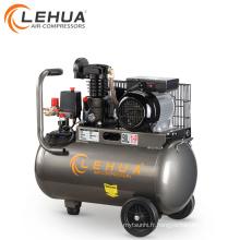1.5hp moteur électrique 50l mini machine de compresseur d'air électrique