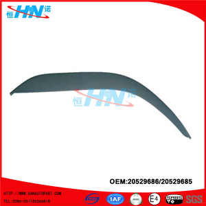 20529686 20529685 Truck Mudguard Garnish For Volvo Truck Parts