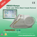 Rbs03 Clinic and Salon Favourite Blood Vessels Removal Vein Removal Laser 980nm