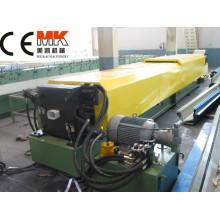 Tubo de bajada de la tubería que forma la máquina, máquina del codo