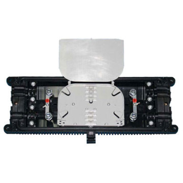 Aerial Fiber Optic Splice Enclosure