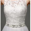 Горячий продавать дешевые роскошные дамы кружевной Саудовской Аравии свадебное платье для невесты