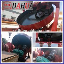animal manure fertilizer granulating disc for making manure into granules