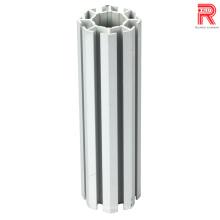 Perfis de extrusão de alumínio / alumínio de serviço satisfeito da China