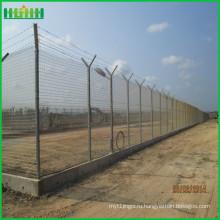 Простота установки высокого качества высокого уровня безопасности забор для продажи