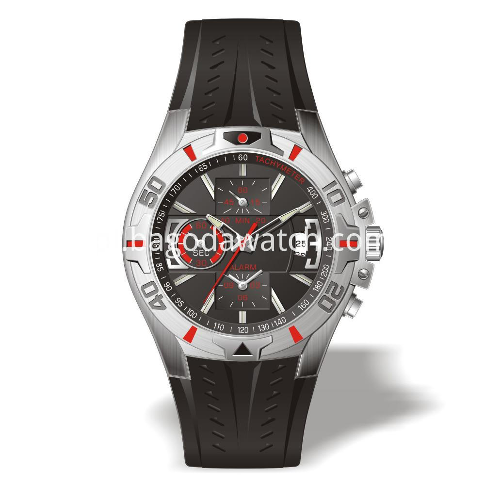 Stainless Steel Watches For Men Oem