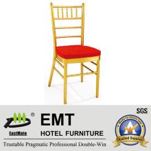 Chaise de mariage banquet à prix raisonnable (EMT-808-1)