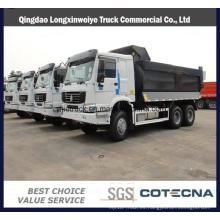 Camión volquete Sinotruk HOWO 6X4 20-30ton 15cbm