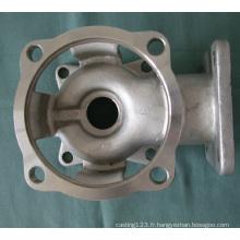Le bâti perdu de précision de cire d'acier inoxydable d'OEM pour des valves partie l'arc-I270