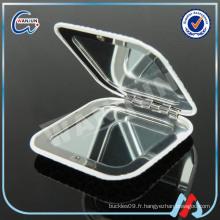 (PM-9) Miroirs de poche en gros de wanjun