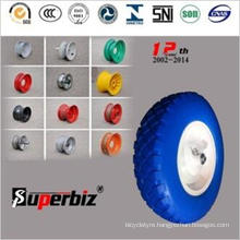 Heavy Duty PU Foam Wheels (4.80/4.00-8)