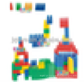 JQ1008 Jardim de Infância Educacional Crianças Plastic Building Block Assembly Toy
