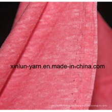 Tela de algodón impresa 100% tejida de la tela cruzada para Interlining / Underwear