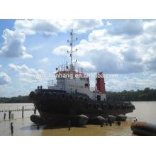 Airbag inflable de goma del certificado de CCS para el lanzamiento del barco / del barco / marina