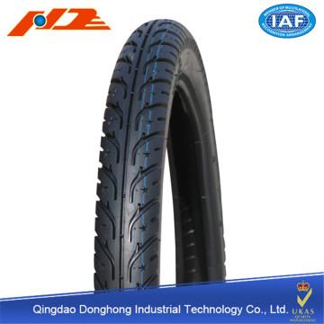 Vordere Motorrad Reifen exportiert nach Südamerika 250-17