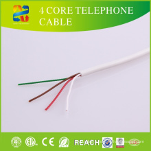 Câble de téléphone de noyau de câble de téléphone extérieur 4