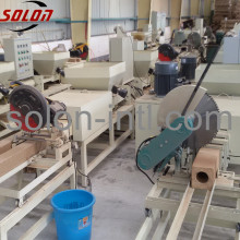 Industrial Timbers Crusher for wood block pallet machine