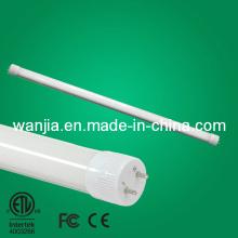 Vários Comprimento do tubo LED T8 com extremidades rotativas