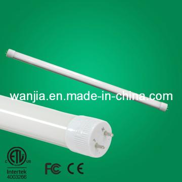 Varios longitud de T8 tubo de LED con extremos giratorios