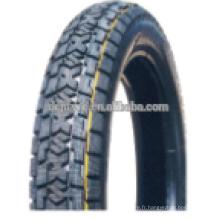 pneu de moto vacuo haute qualité longue durée 3.50-17