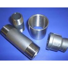 Raccords de tuyaux forgés tubulure métrique tubulure