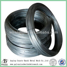 High Quality Cold Drawn Black Iron Wire (Baodi Manufacture ISO9001:2000)