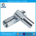 Fabricante de parafusos zinco galvanizado ou galvanizado queda no parafuso de ancoragem