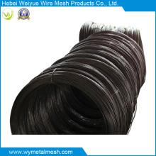 Cable recocido negro de 0.7 mm para alambre de encuadernación