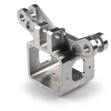 Индивидуальное обслуживание OEM части CNC алюминия Филируя