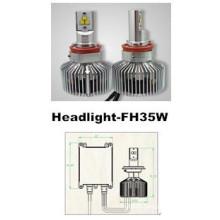 12V H4 Led High Power Led Motorcycle Headlight Bulb