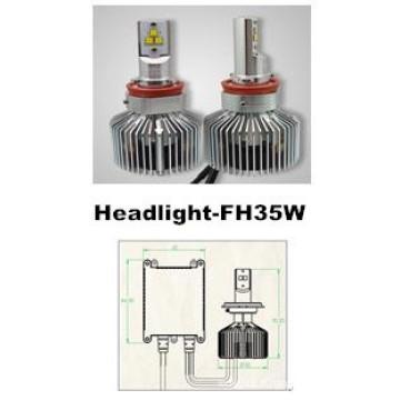 12V H4 Led High Power Led Moto Headlight Bulb