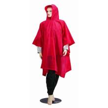 High Quality PVC Waterproof Long Rain Coat