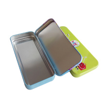 Factory Directly Metal Pencil Box Case Wholesale