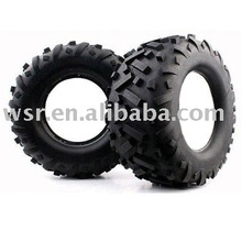 Custom RC tire rubber wheels