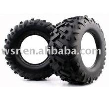 Rodas de borracha de pneu RC personalizado