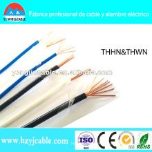 UL Certified Hochtemperaturbeständiges Thhn Nylon Jacket Kabel