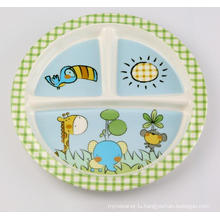 (BC-TM1015) Hot-Sell High Quality Reusable Melamine Multifunction Serving Tray
