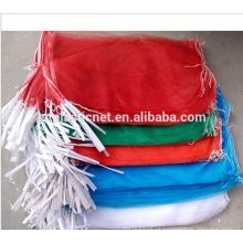 Exportação Afeganistão vermelho Cebola usado vermelho pe saco de malha 30 * 75. 24g