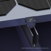 Metal Roof Mini Rail Solar Kit 1mw Solar System
