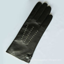 High quality popular motorcycle gloves,black motorcycle gloves