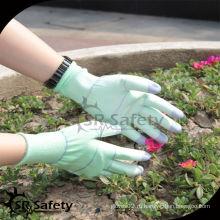 SRSAFETY узорчатые красочные детские садовые перчатки
