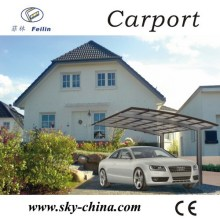 CE Certification Carport Aluminum with PC Roof (B800)