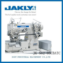 JK562-05CBATC con excelente propiedad mecánica Interlock Industrial Máquina de coser