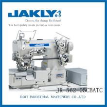 JK562-05CBATC com a máquina de costura industrial do bloqueio da propriedade mecânica excelente