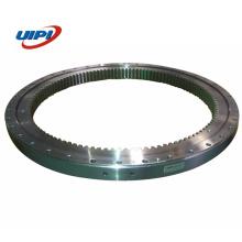 A API qualificou a engrenagem de anel de giro da plataforma giratória para a máquina escavadora