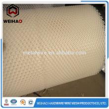 Coloré PP / PE / HDPE Plain Weave Plastic Wire Mesh / Net / Netting / Web