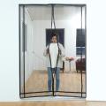 DIY Design magnetic net door curtain fabric