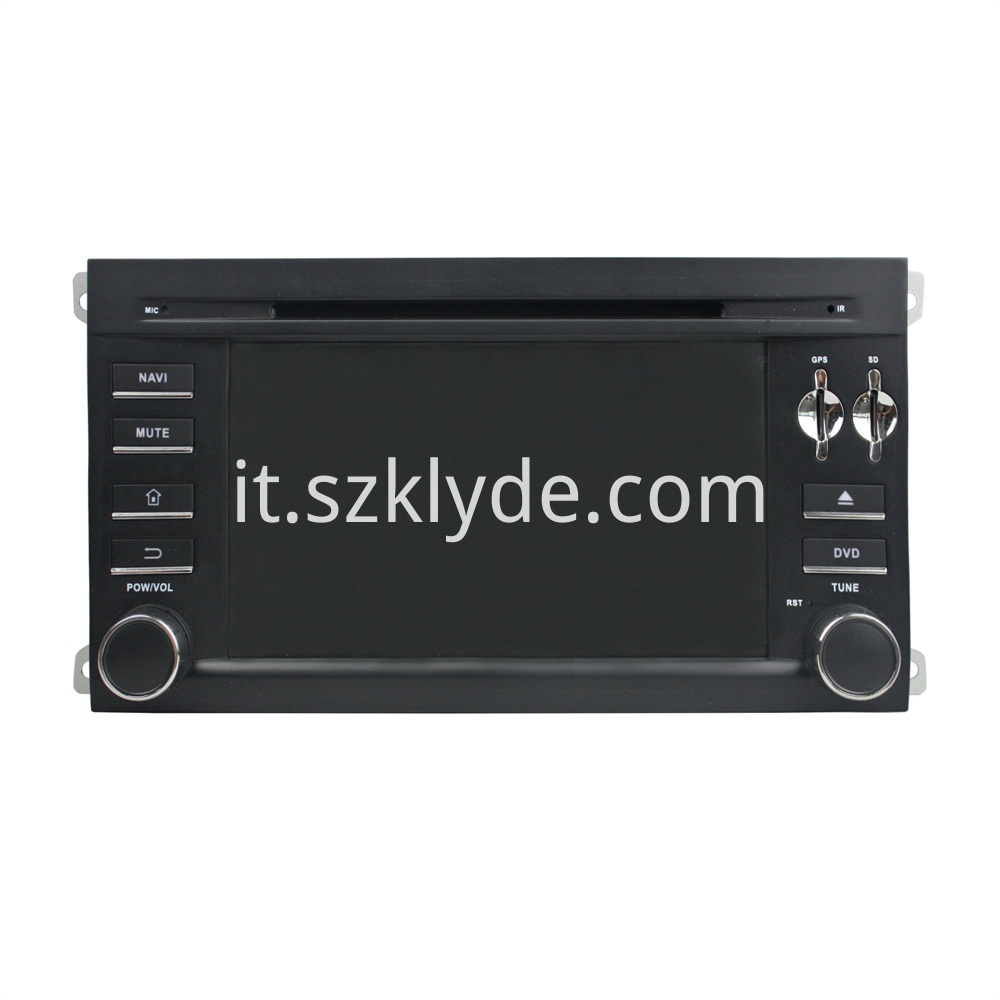 car dvd player for Cayenne 2003-2010